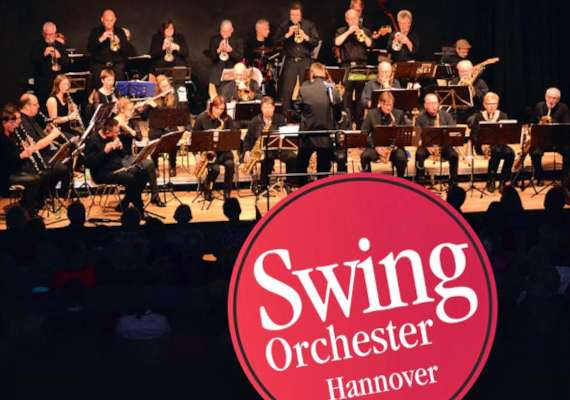 CD-Produktion 2017 - Swing Orchester Hannover - Volker Schulz, Leitung - unter Mitwirkung von Béatrice Kahl, Dörte Blase, Christoph Grages und Philip Thrift - Songs/Komponisten: Blast Off / Jimmy Duffy - September / Maurice White - It had better be tonight / Henry Mancini - Sweet Georgia Brown / W. Pinkard, G. Casey - Flashdance / Giorgio Moroder - Just A Gigolo (I ain´t got nobody) / Leonello Casucci, Spencer Williams - Let´s dance / Gregory Stone, Joseph Bonime - St. Thomas  Sonny Rollins - Drummer´s Delight / Volker Schulz